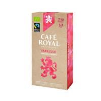 10 capsules Organic Bio Espresso Capsules compatibles Systeme Nespresso