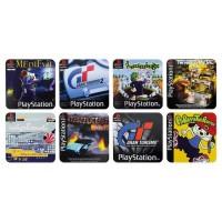 20 Sous-Verre PlayStation : Jeux - PALADONE