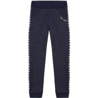3 POMMES Pantalon Bleu Marine Enfant Fille