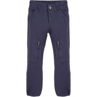 3 POMMES Pantalon Bleu Marine Enfant Garçon