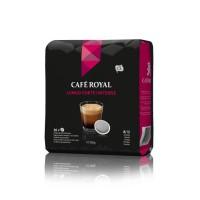 36 dosettes Café Royal Lungo Forte compatibles Systeme Senséo