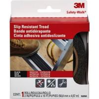 3M Bande adhésive antidérapante - 4,5 m x 50 mm - Noir