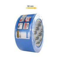 3M Ruban adhésif Bleutape 2090 Pro - pour Impression 3D - Bleu