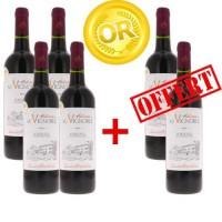 4 + 2 Au Vignoble 2013 AOC Bordeaux