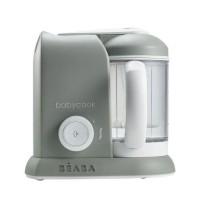 "413033 Beaba 4-in-1 Baby Food Processor ""Babycook Solo"" 1100 ml Grey"