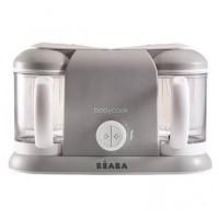 "413035 Beaba 4-in-1 Baby Food Processor ""Babycook Duo"" 2200 ml Grey"