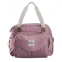 "413056 Beaba Nursery Bag ""Geneve II"" Red"