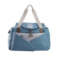"413057 Beaba Nursery Bag ""Sydney II"" Blue"