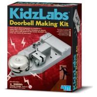 4M KIDZLABS Kit de fabrication sonnette