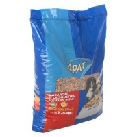 4PAT Macaroni et croquettes riches en boeuf - Pour chien - (x1)