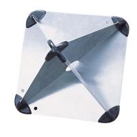 4WATER Reflecteur Radar 20 X 20 X30Cm