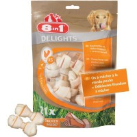 8in1 Delights XS Pack Eco 21 pieces
