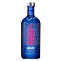 Absolut Vodka - Suede - 40%vol - 70cl - Edition Limitée