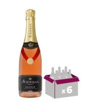 Ackerman Saumur 1811 Rosé Brut