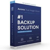 Acronis True Image Cloud 2016 - 3 Devices