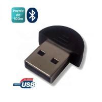 Adaptateur USB mâle / Bluetooth
