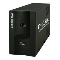 Ovislink onduleur in-line 1000 VA / 510 W Chrome 1000 E