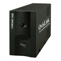 Ovislink onduleur in-line 1500 VA / 750 W Chrome 1500 E