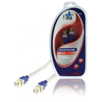 HQ standard network cross cable 5.00 m