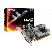 MSI CARTE GRAPHIQUE NVIDIA N210 GT / N210-MD1G/D3