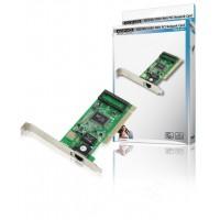 CARTE PCI RESEAU 10/100/1000 MBPS KÖNIG