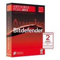 BITDEFENDER ANTIVIRUS 2013 2ANS 3P