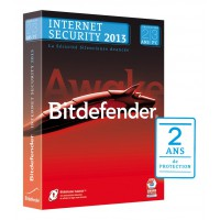 Bitdefender Internet Security 2013 2 ans / 3 postes