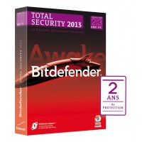 Bitdefender Total Security 2013 2ans / 3 postes