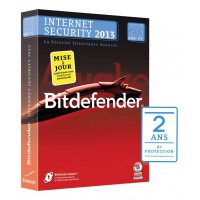 Bitdefender Internet Security 2013 2 ans / 3 postes version mise à jour