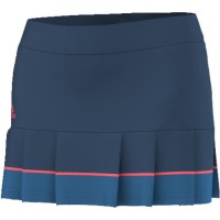 ADIDAS Jupe-short Steel - Femme - Bleu marine