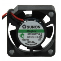 Sunon DC fan 25x25x10 mm