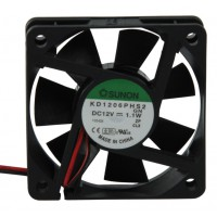Sunon DC fan 60x60x15 mm