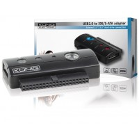 König adaptateur USB 2.0 vers IDE/S-ATA