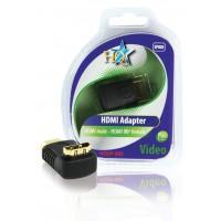 ADAPTATEUR HDMI MALE - 90D FEMELLE