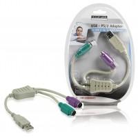 ADAPTATEUR USB - PS/2