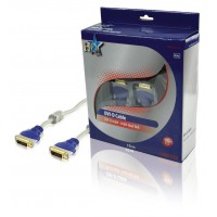 HQ standard DVI-D cable 10.0 m