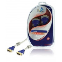 HQ standard DVI-D cable 5.00 m
