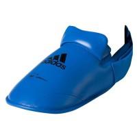 ADIDAS Protege pieds de karaté - Bleu