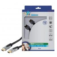 HQ câble HDMI® haute vitesse haute qualité 15.0 m