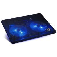 """Advance Refroidisseur PC AirStream 15"""" - 2 ventilateurs LED - Noir"""
