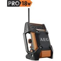 AEG POWERTOOLS Radio 12V, 18V, 240V, USB & MP3 (sans batterie)
