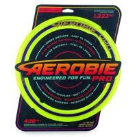 AEROBIE Pro Ring - Anneau de lancer Frisbee 33 cm- Couleur aléatoire