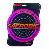 AEROBIE Sprint Ring - Anneau de lancer Frisbee 25 cm - Couleur aléatoire