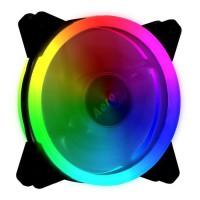 AEROCOOL Ventilateur pour boitier PC Rev RGB - 120 mm