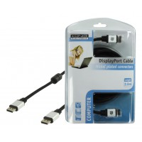 CABLE DISPLAYPORT 2.5M