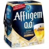 Affligem Biere belge d'abbaye sans alcool 6x25cl