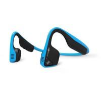 AFTERSHOKZ AS600OB Ecouteurs Trekz Titanium pour le Sport - Bluetooth - 6h d'autonomie - Etanche IP55 - Bleu