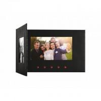 AGFA S02B7A Album Photo-Vidéo Numérique Phibook - 7 pouces - Noir