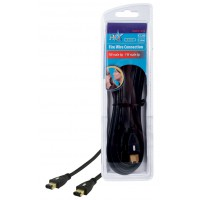 CABLE CONNEXION FIREWIRE IEEE1394A HQ - 1.80M