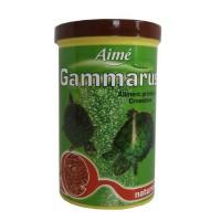 AIME Aliment principal Crevettes gammarus - Pour tortue - 1l